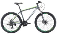 Велосипед Welt Ridge 1.0 HD 2019 matt dark grey/green (US:M)